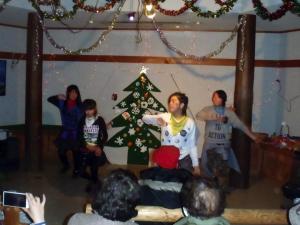 子どもも大人も楽しむクリスマス