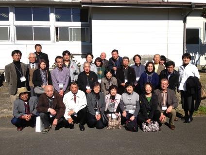 色川姓サミットに全国から25人が参加