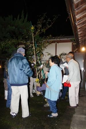 2年ぶりの亥の子祭り