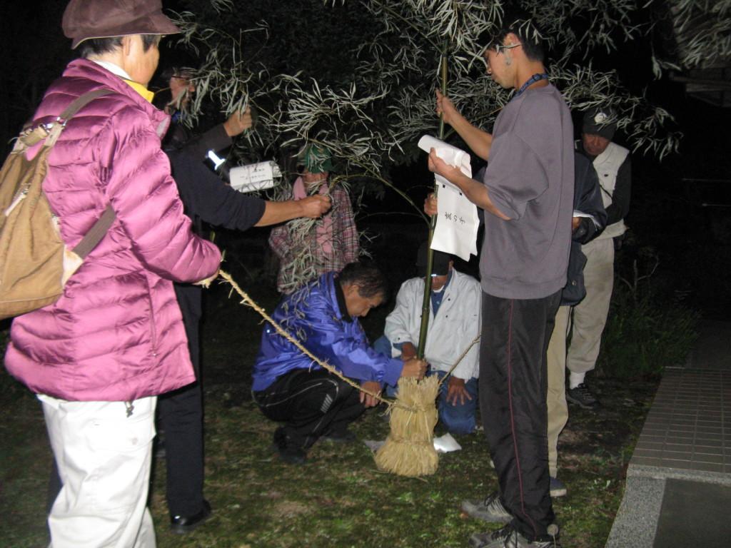 3年ぶりの開催 小阪区亥の子祭り