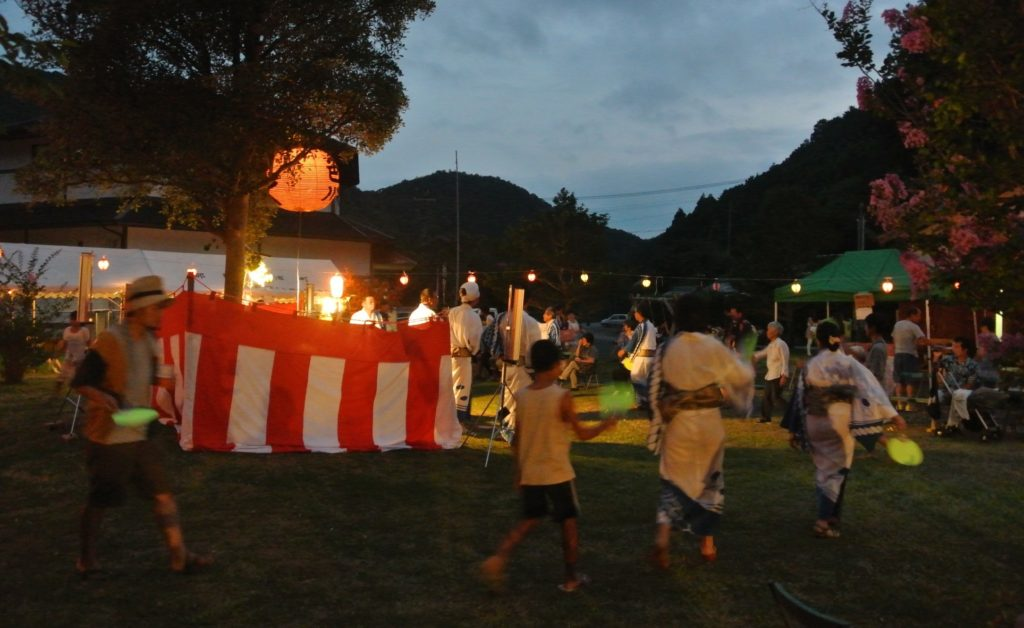 それぞれの想いを乗せて〜色川盆踊り大会〜