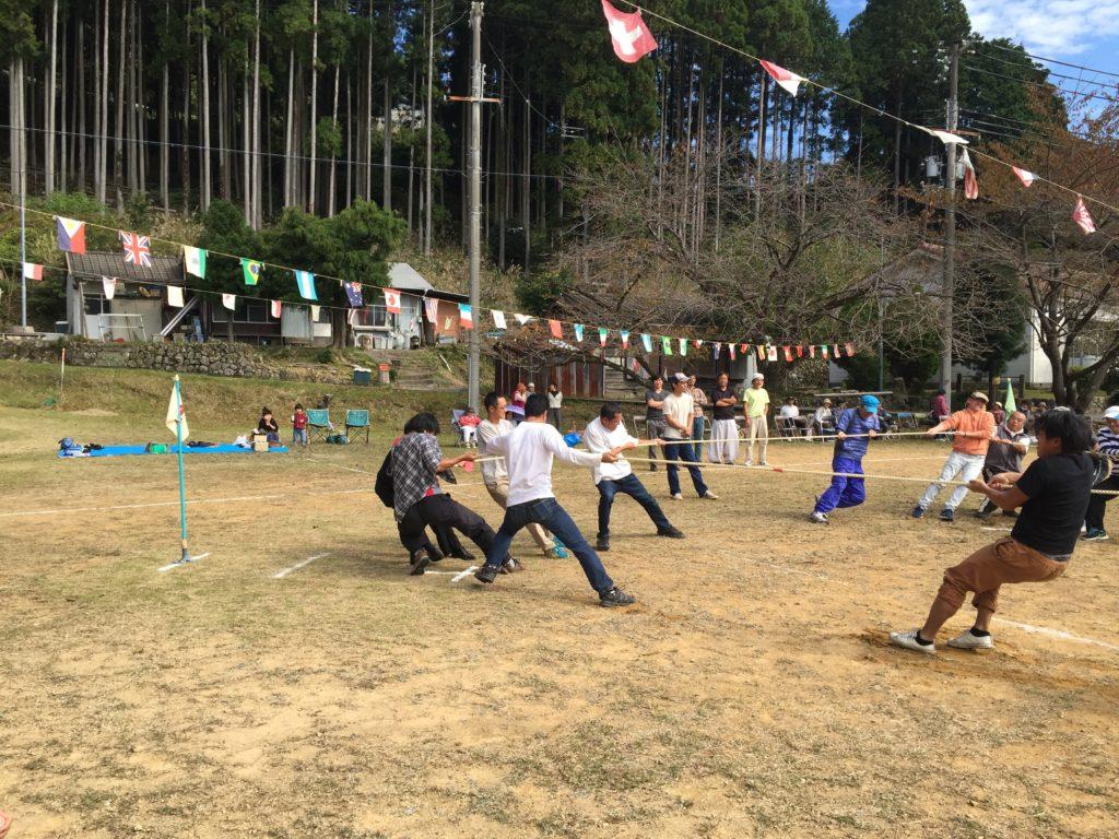 ヒロンボ調査日誌 三角綱引き解決編