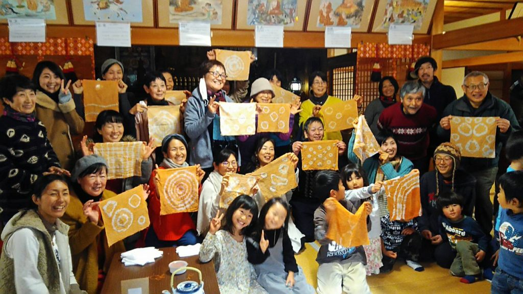 禅定林寺で屋久島と熊野が繋がる