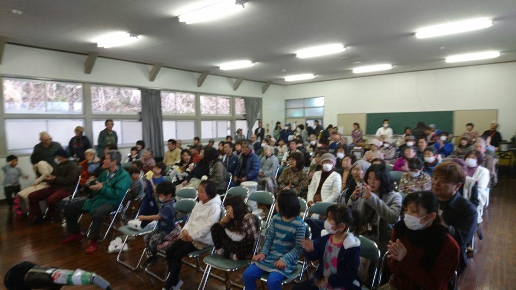 地域のスター集結! 色川大文化祭